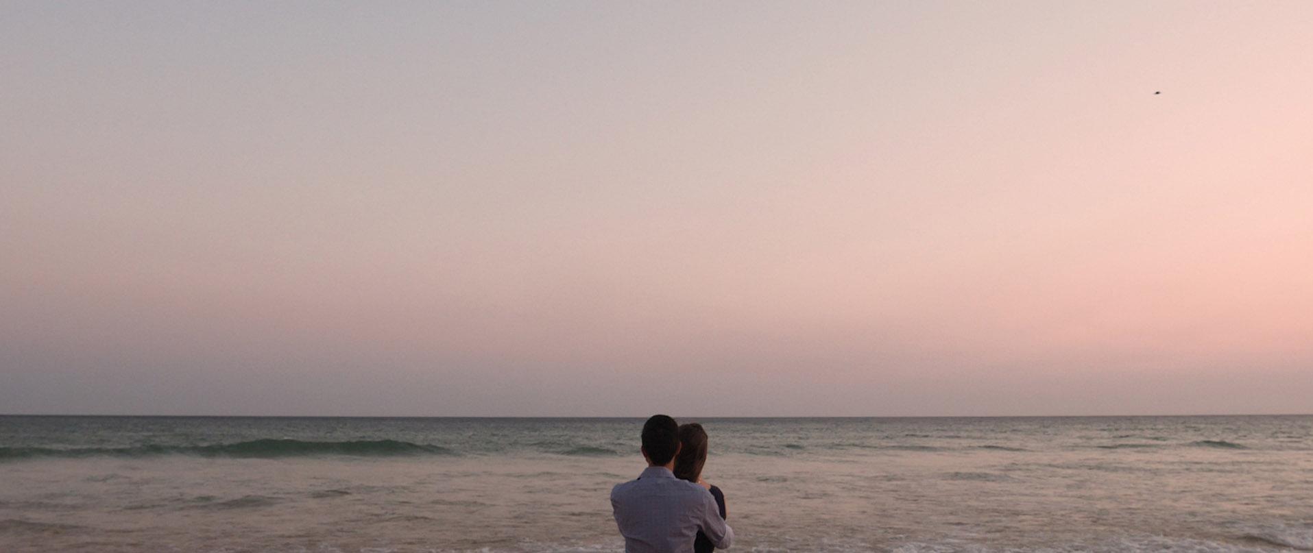 Kristýna & David | Praia dos Três Irmãos – Algarve