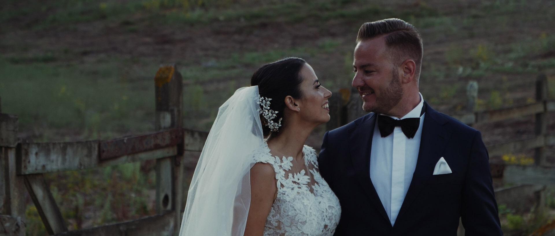 Claudine & Benjamin - Wedding